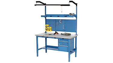 Cleveland Light Duty Workbench