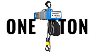 Buy 1-Ton Gorbel GS Electric Chain Hoist