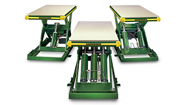 Southworth LS-Series Hydraulic Lift Tables