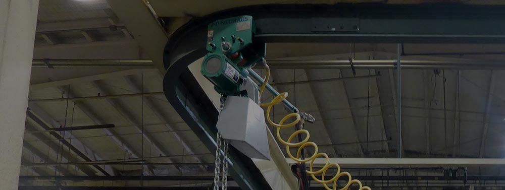 Air Chain Hoists