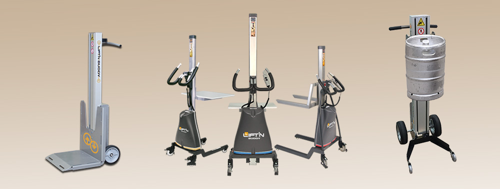 Portable Compact Lifters