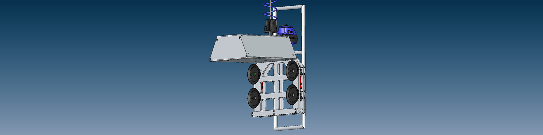 Box Vacuum Lifter