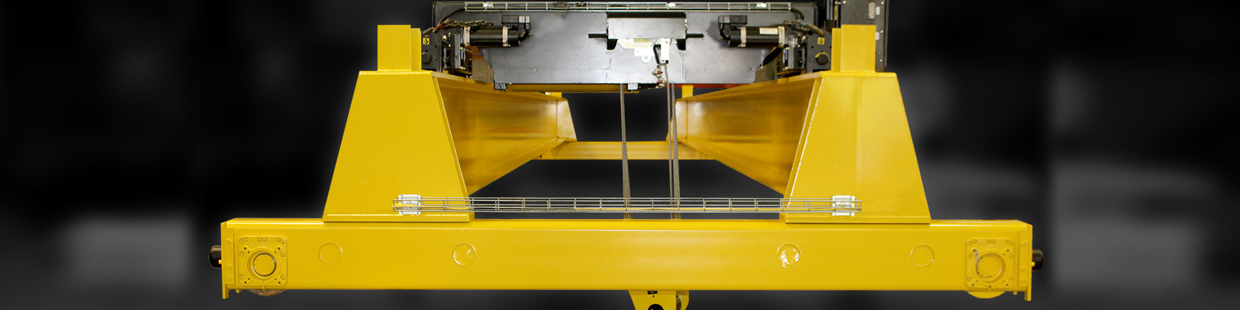 Crane End Trucks And Crane Kits By Yale Lift Tech