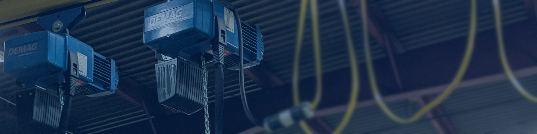 Demag Electric Chain Hoists