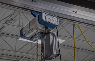 Gorbel GS Series Electric Chain Hoist