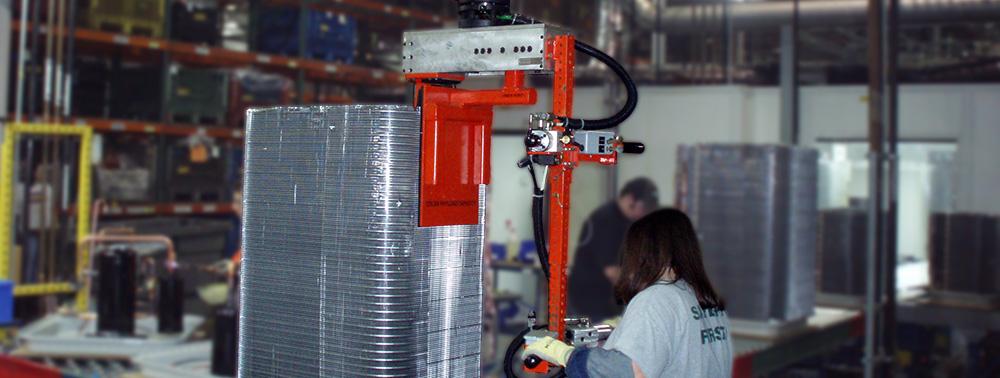 Coil Lifter Handling Manipulator Ergonomic Partners