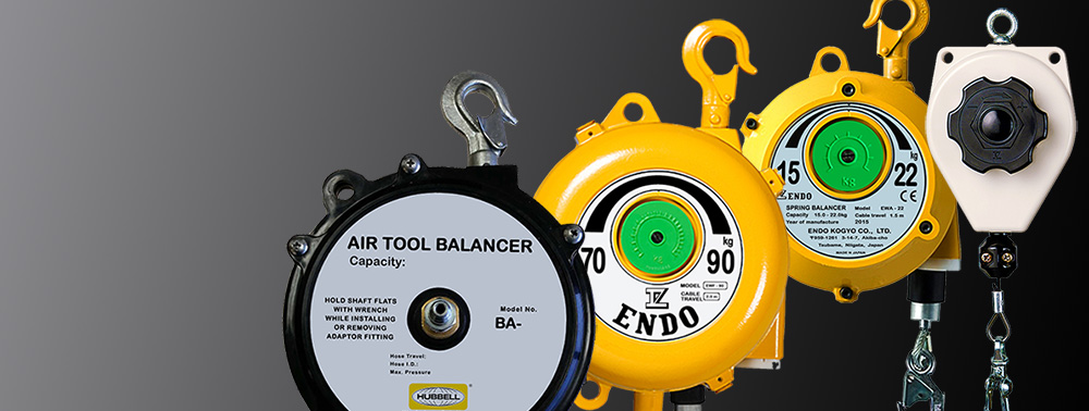 Spring Balaners for Air and Power Tools