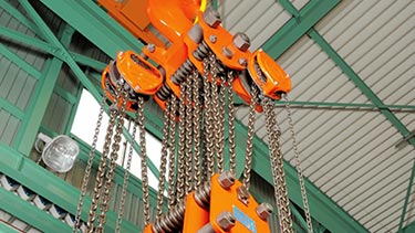 Super 100 – High Capacity Chain Hoist