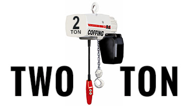 2-Ton Coffing Chain Hoists