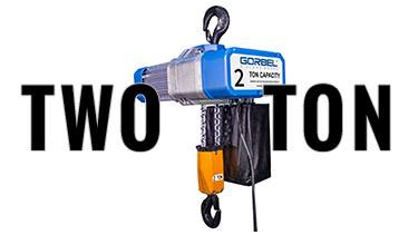 Buy 2-Ton Gorbel GS Electric Chain Hoist