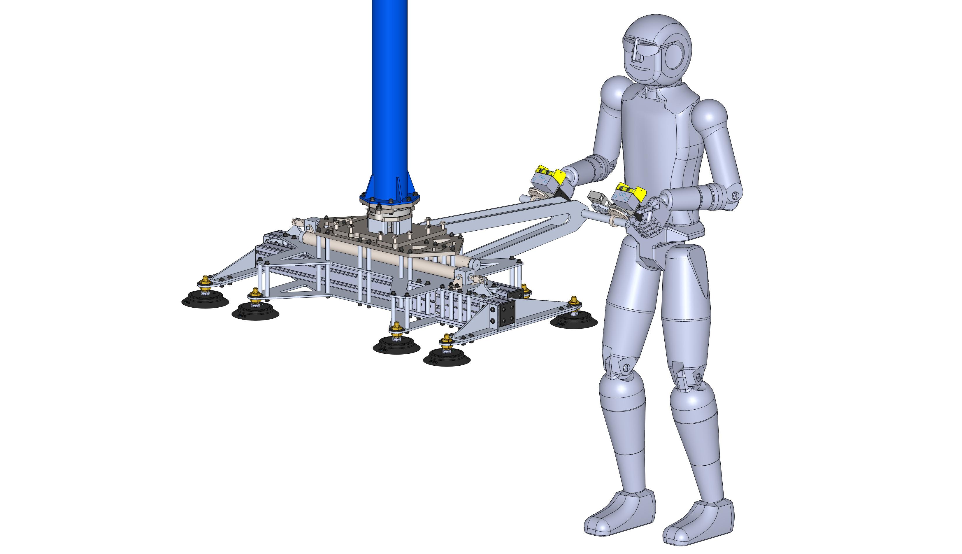 End Effector Types Vacuum End Effectors Ergonomic Partners