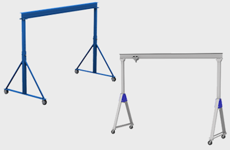 Picture for category Gantry Cranes