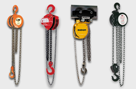 Picture for category Hand Chain Hoists