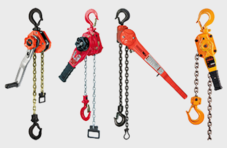 Picture for category Ratchet Lever Hoists