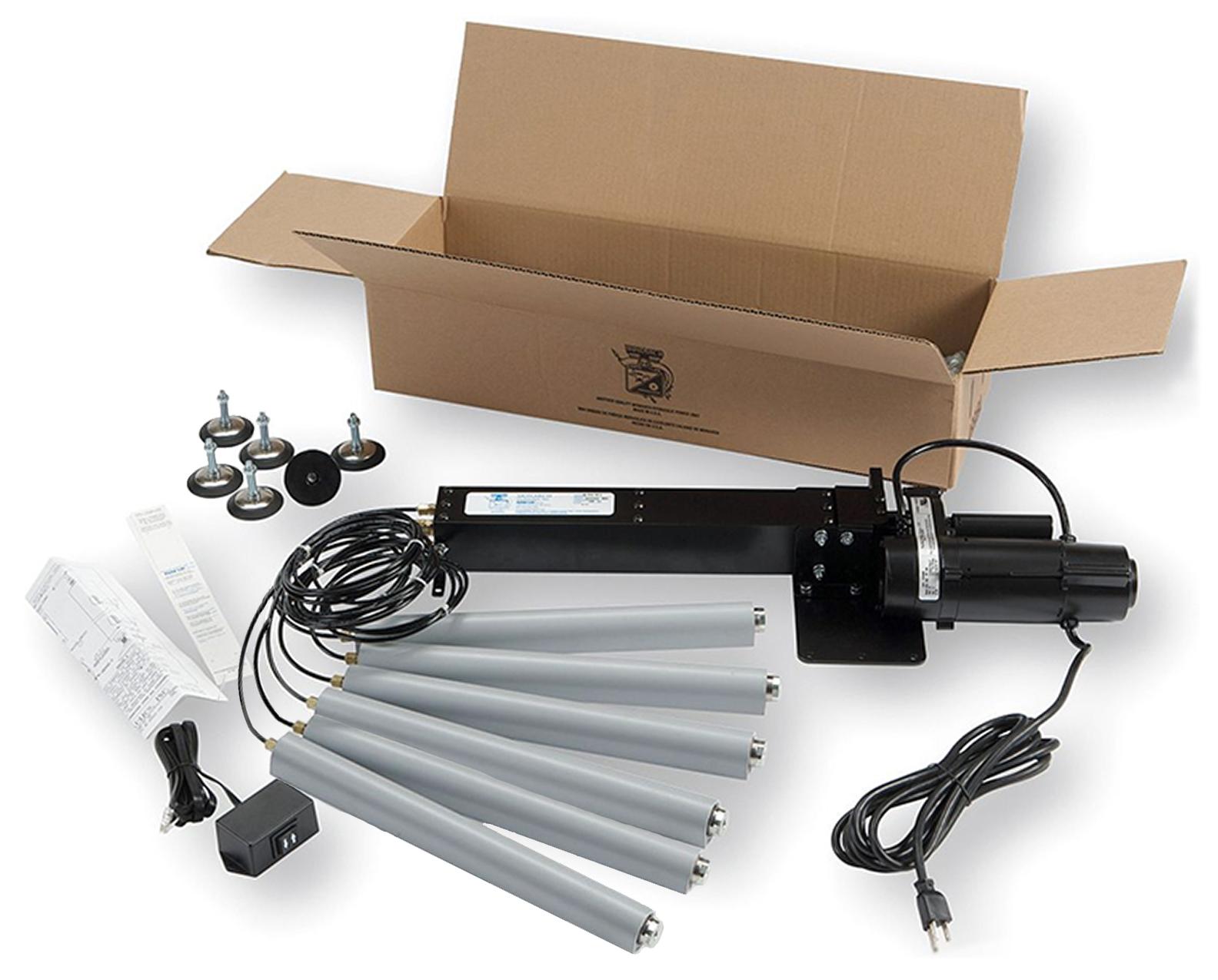 Dyna-Lift 6-Leg Electric Height Adjustable Kit