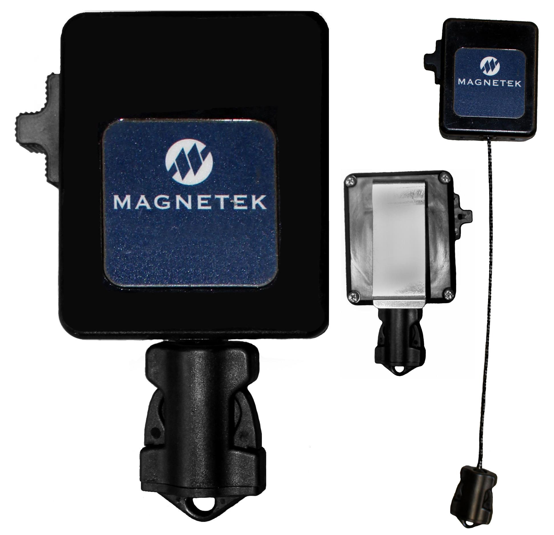 Retractable Belt Mount Transmitter Strap