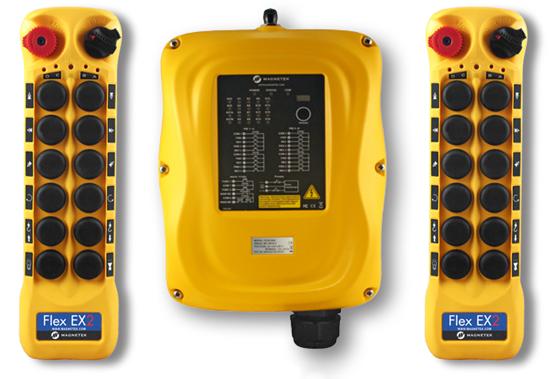Magnetek Flex 12EX2 Radio Remote Control
