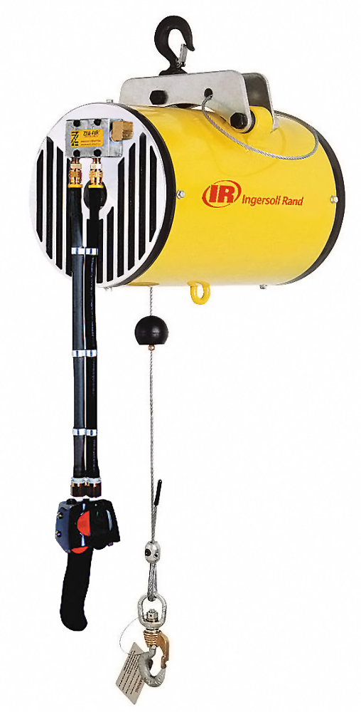 Zimmerman Air Balancer Hook Mount with Controls
