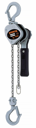 1/4-Ton Harrington LX  Mini Lever Chain Hoist