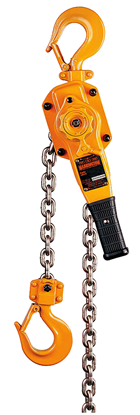 1-Ton Harrington LB Series Lever Chain Hoist