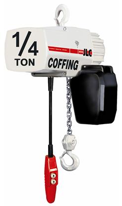 1/4-Ton Coffing JLC Electric Chain Hoist