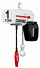 1-Ton Coffing JLC Electric Chain Hoist