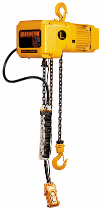 Harrington SNER Electric Chain Hoist