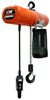 CM LodeStar Electric Chain Hoist, Three Phase