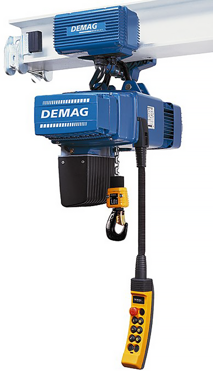 [DIAGRAM_5NL]  Demag DC-Com Electric Chain Hoist, 2200 lb Capacity | Demag Dc Chain Hoist Diagram |  | Ergonomic Partners