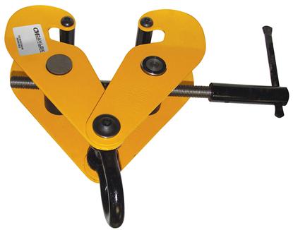 Screwlok Beam Clamp With Shackle, Capacity 4,400 lbs, SC922
