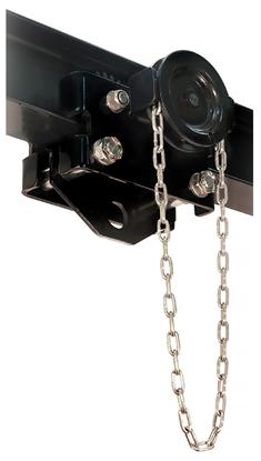 CM Geared Trolley, 1/4-Ton Capacity, CBTG-0025