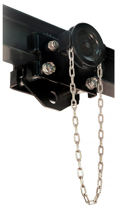 CM Geared Trolley, 1 1/2-Ton Capacity, CBTG-0150
