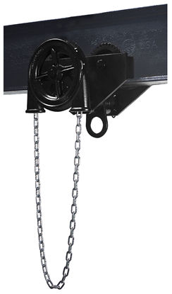 1/2-Ton Series 84A or Model PT Geared Trolley, 1642-0050