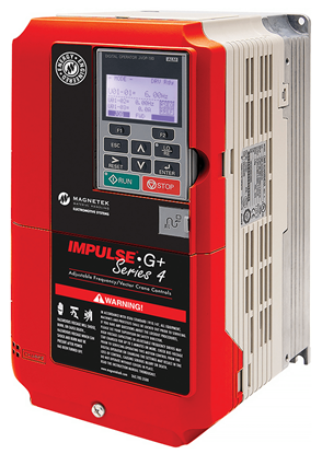 Magnetek G+ Series 4 VFD