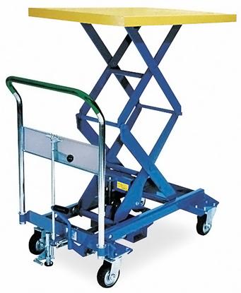 Southworth Dandy A-350W Lift Table, Capacity 770 lbs
