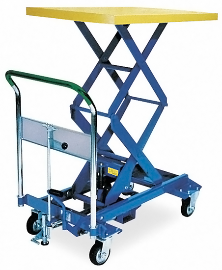 Southworth Dandy A-350W Lift Table, Capacity 770 lbs