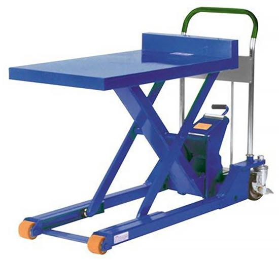 Southworth Dandy M-500L Lift Table, Capacity 1,100 lbs