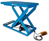 Bishamon Optimus L2K-2848 Lift Table with Foot Control, Capacity 2,000 lbs