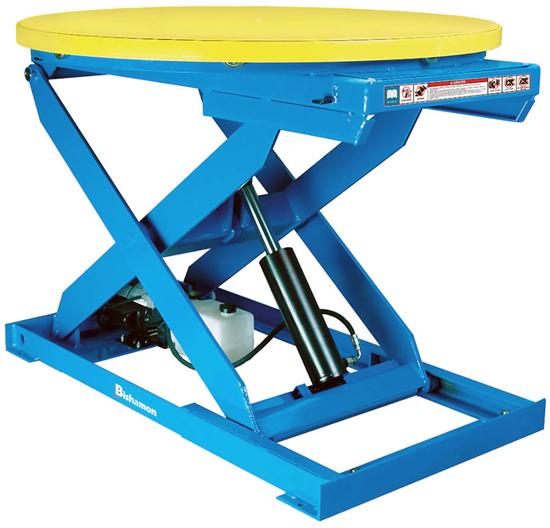 Bishamon Optimus L3K-TT Lift Table, Capacity 3,000 lbs