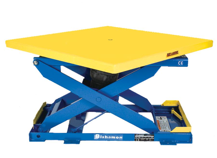 Bishamon EZ Loader Square/Rectangular Rotating Platform