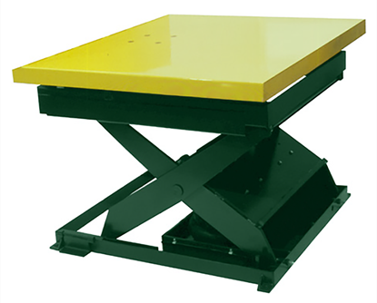 Southworth GLSA4-24 Pneumatic Lift Table, Capacity 4,000 lbs