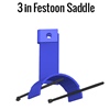 Gorbel Enclosed Track 3 inch Festoon Saddle