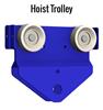 Gorbel Enclosed Track Hoist Trolley