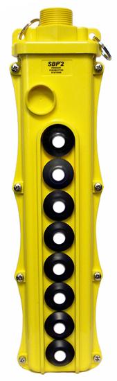 8-Button Magnetek SBP2 Pendant