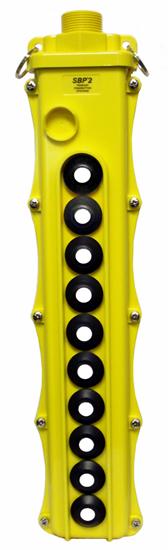 10-Button Magnetek SBP2 Pendant
