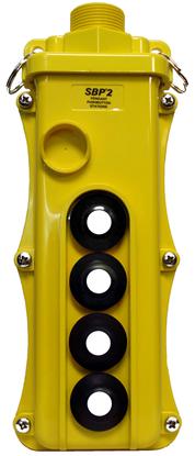 4-Button Magnetek SBP2-4 Pendant