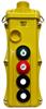 4-Button Magnetek SBP2-4 Pendant with On/Off