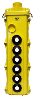 6-Button Magnetek SBP2-6 Pendant