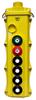 6-Button Magnetek SBP2-6 Pendant with On/Off