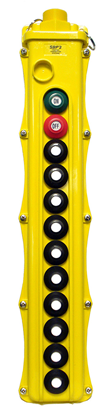 12-Button Magnetek SBP2-12 Pendant with On/Off